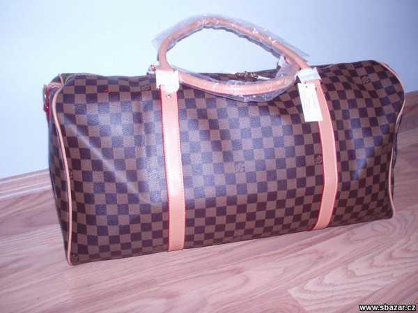Cestovní taška LOUIS VUITTON 9255567ac49