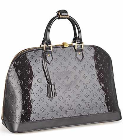 Luxusní kabelka LV Alma GM Black