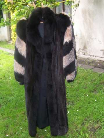 prodám kožich norek-polární liška 719866d227